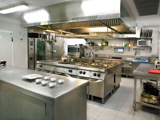 Equipamiento de cocina soluciones integrales para for Mobiliario y equipo de cocina