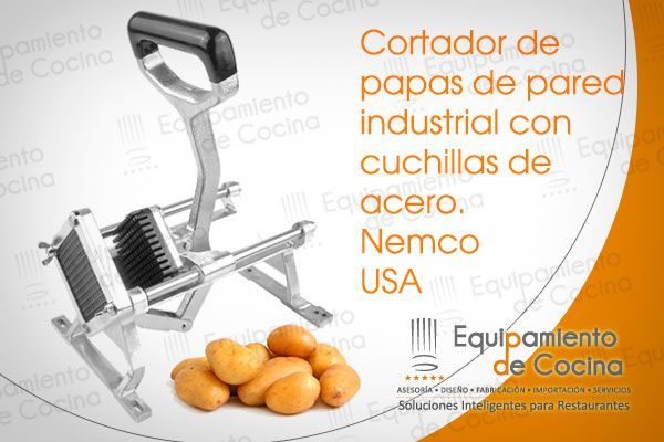 Utensilios equipamiento de cocina for Manual de cocina industrial