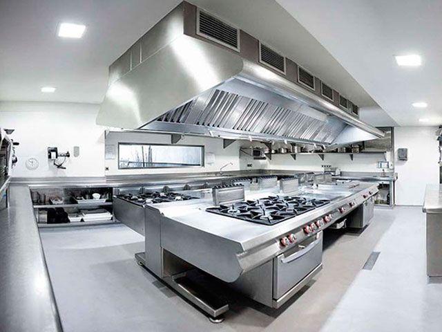 Equipamiento de Cocina   Soluciones Integrales para Restaurantes